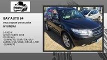 Annonce Occasion HYUNDAI SANTA FE II 2.2 CRDI 155 4WD PACK EXECUTIVE A 2010