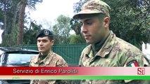 Napoli - Corsi di formazione per i militari congedati: accordo Esercito-Aciief (04.03.15)