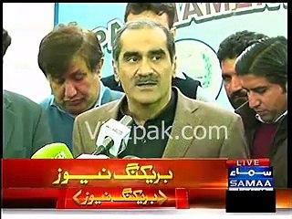 PML N will win 21 out of 48 seats :- Khwaja Saad Raffique