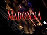 Madonna Express Yourself Blond Ambition Tour
