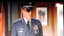 Malcolm : le Commandant Spangler en une scène