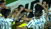 San Lorenzo 0 x 1 Corinthians - Gol de Elias - Libertadores 2015 - HD