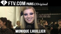 Monique Lhuillier Backstage | New York Fashion Week NYFW | FashionTV