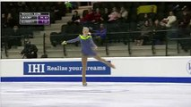Deimante KIZALAITE - 2015 World Junior Championships - SP
