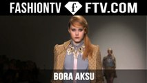 Bora Aksu Fall/Winter 2015 | London Fashion Week | FashionTV