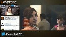Live Resident Evil : Revelations 2 avec Carole Quintaine