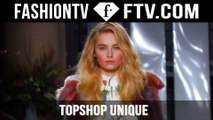 Topshop Unique Fall/Winter 2015 | London Fashion Week | FashionTV