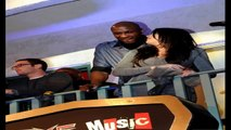 Hot Khloe Kardashian and Lamar Odom's PDA Moments Full HD Video