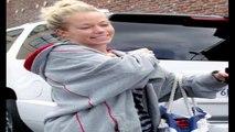 Hot Kendra Wilkinson Leaves 'Dancing' Looking Casual Full HD Video