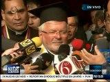 Nuncio apostólico: Evitar la violencia contribuirá al diálogo