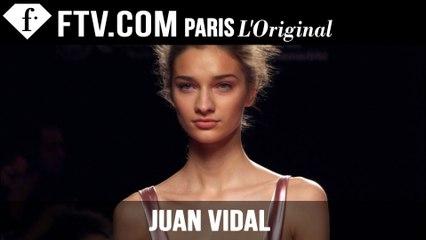 Juan Vidal F/W 2015-16 Runway Show   Madrid Fashion Week   FashionTV