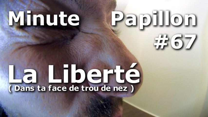 Minute Papillon #67 La liberté