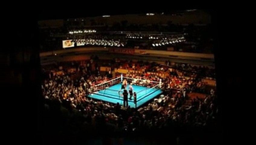 Highlights - Cesar Quiñonez vs. Oscar Rojas - friday night boxing live - friday night boxing schedule 2015 - friday night boxing 2015
