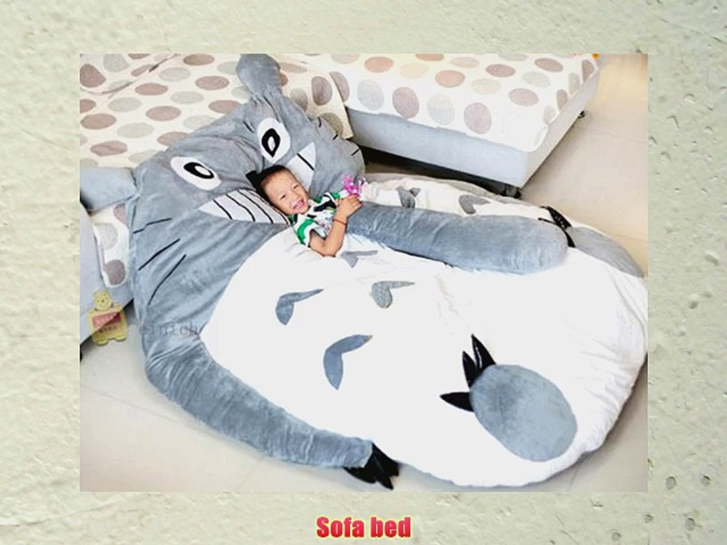 Pleasant My Neighbor Totoro Sleeping Bag Sofa Bed Twin Bed Double Bed Mattress For Kids Caraccident5 Cool Chair Designs And Ideas Caraccident5Info
