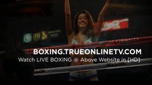 Watch Zolani Tete vs. Paul Butler - fights live - hbo friday night fights - hbo friday night