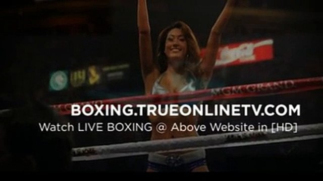 Watch Zolani Tete vs. Paul Butler - fights live - hbo friday night fights - hbo friday night