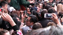 Fashion Week : la famille Kardashian crée l'émeute à Paris