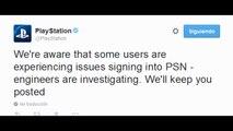 ULTIMA HORA 319 am  Playstation Network Caído a nivel Mundial SONY SE PRONUNCIA