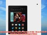 Fire HD 7 172 cm (7 Zoll) HD-Display WLAN 16 GB (Wei?)