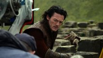Luke Evans is a candidate for Gaston in 'Beauty and the Beast'