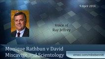Appeals Hearing Monique Rathbun v Scientology 9 April 2014