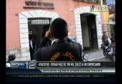 Ayacucho: 'marcas' roban S/.100 mil a empresario en cooperativa