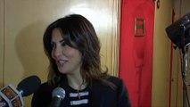 Sabrina Ferilli: 'Lo scudetto alla Roma? Fa in tempo a spogliarsi mia nipote...'