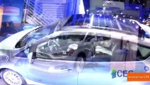 Self-Driving Cars Steal the Show at CES