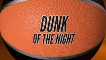 #NoJumpNoGlory Dunk of the Night: Alex Tyus, Maccabi Electra Tel Aviv