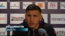 TFC premier relégable de Ligue 1 : Réactions apres le nul