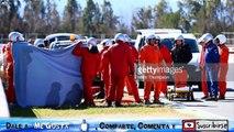FERNANDO ALONSO SUFRE UN ACCIDENTE EN MONTMELO FEBR 2015 - #FernandoAlonso-FERNANDO ALONSO FORMULA 1