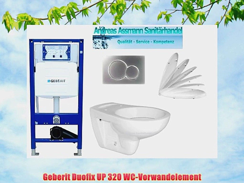 Geberit Duofix Up 320 Wc Vorwandelement Wc Set Mit Platte Sigma 01