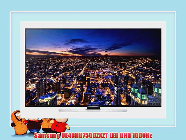 Samsung Ue48hu7500zxzt Led Uhd 1000hz Video Dailymotion
