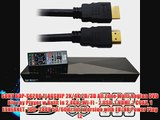 SONY BDP-S6200 FLAGSHIP 2K/4K 2D/3D All Zone Multi Region DVD Blu ray Player w Built in 2.4Ghz