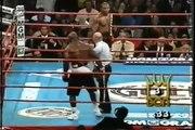 Tyson vs. Holyfield Bite fight