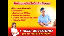 Cursos de nursing assistant Miami florida