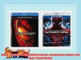 Sony BDV-N590 5.1 DVD/Blu-ray Heimkinosystem inkl. 3D Blu-ray The Amazing Spider-Man und Blu-rays