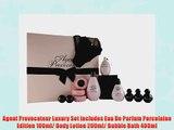 Agent Provocateur Luxury Set includes Eau De Parfum Porcelaine Edition 100ml/ Body Lotion 200ml/