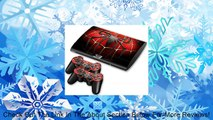 NuoYa001 Skin Sticker Cover Decal For PS3 PlayStation Super Slim 4000 + 2 Controllers #99 Review