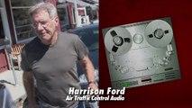 Harrison Ford Plane Crash - Air Traffic Control Audio