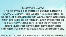 MILITARY POLARTEC Extreme Cold Weather Bib Overalls Bibs XLL Review