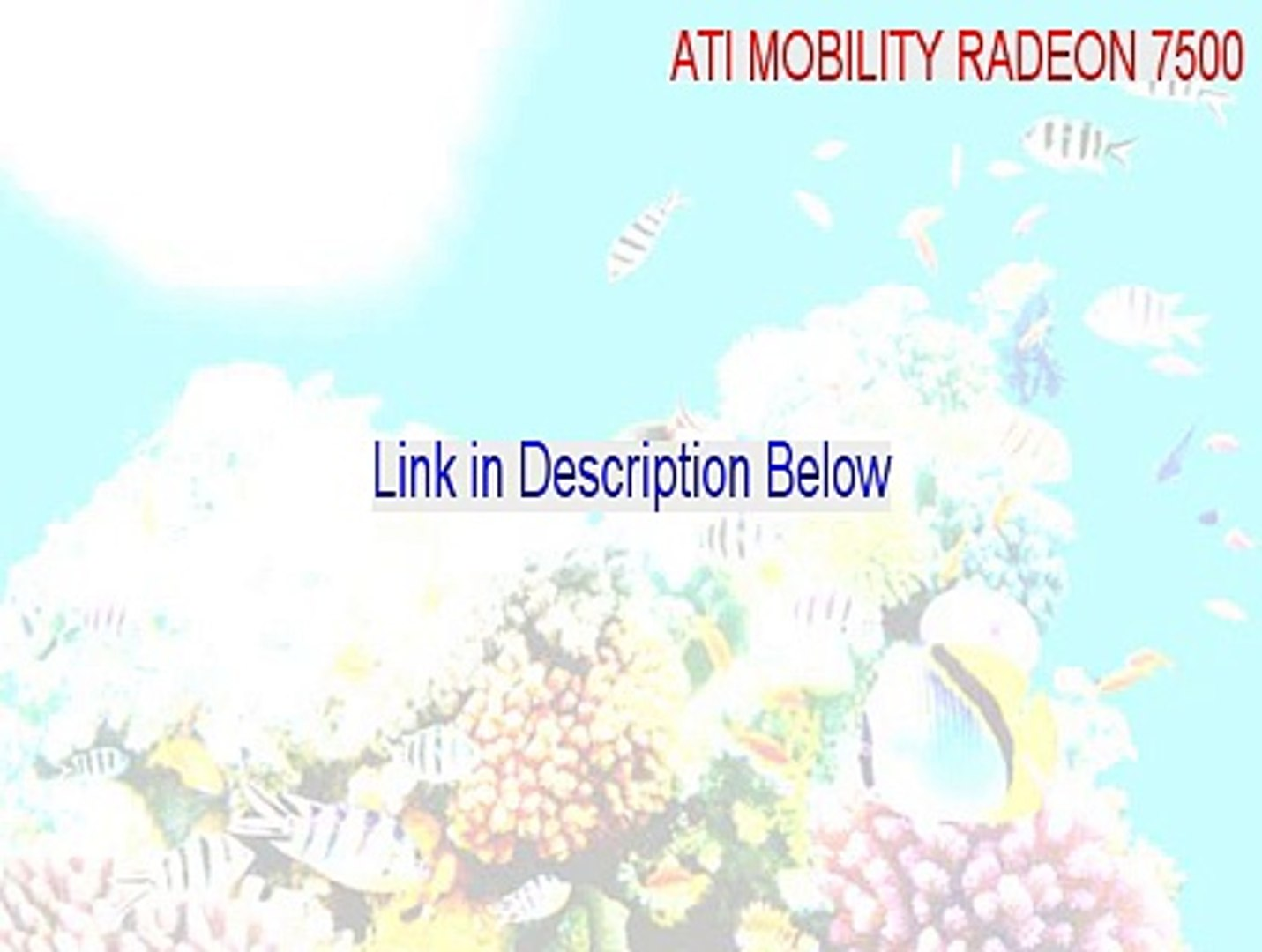ati mobility radeon hd 4200 series driver download windows 7