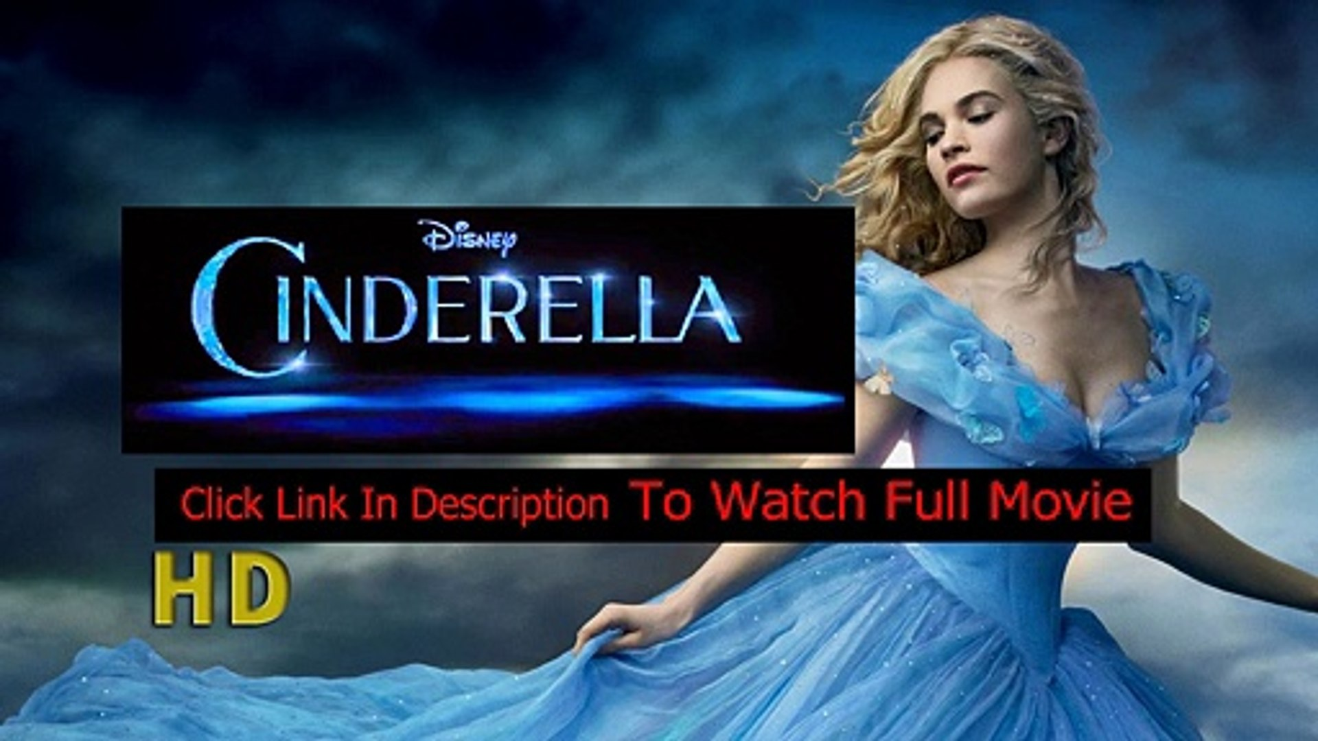cinderella disney full movie online free