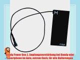 Handy Power Box 2 Empfangsverst?rkung bei Handy oder Smartphone im Auto extrem flach f?r alle