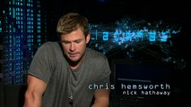Blackhat - Exclusive Interview With Chris Hemsworth & Michael Mann
