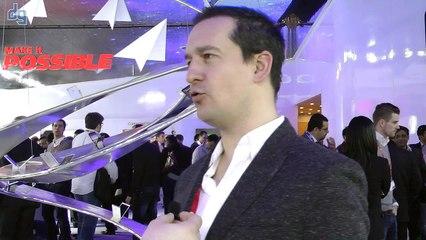 MWC 2015 Huawei İle Gelecek Planlarını Konuştuk