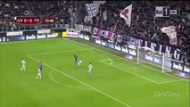 Juventus 1-2 Fiorentina ~  All Goals & Highlights ~05_03_2015 [Coppa Italia][HD]‬