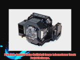 Lampe mit Geh?use f?r EPSON EMP-77C EMP-X5 EMP-S5 EMP-X52 EMP-S52 EB-S6 EB-X6 EB-W6 EMP-2...