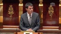 Rien n'arrêtera le mouvement de la réforme : discours de Manuel Valls, Premier ministre