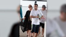 French Montana et Khloe Kardashian en vacances aux Keys en Floride